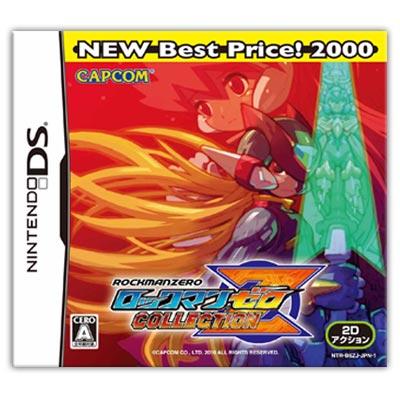 ロックマン ゼロ コレクション NEW Best Price! 2000(NDS)
