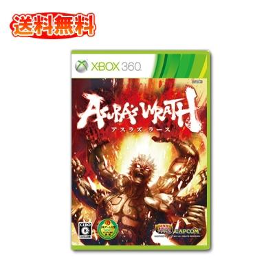 【送料無料】ASURA'S WRATH(アスラズ ラース)(Xbox 360)