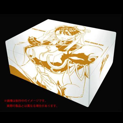 【完全生産限定盤】ストリートファイター 25周年 サウンドBOX