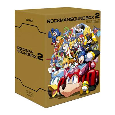 ロックマン サウンドBOX 2 / イーカプ限定特典付き