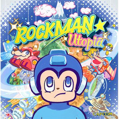 CD「ロックマン ユートピア」(特典付)