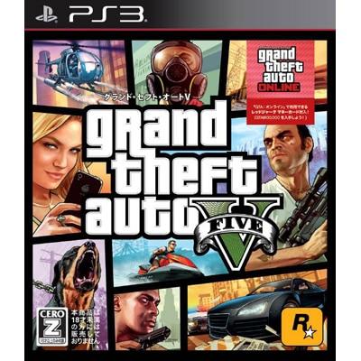 Grand Theft Auto V(グランド・セフト・オートV)(PS3)