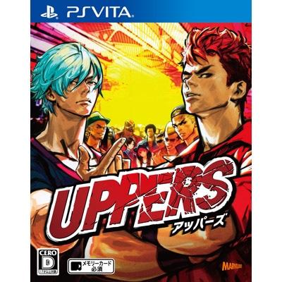 UPPERS (アッパーズ)(PS Vita)