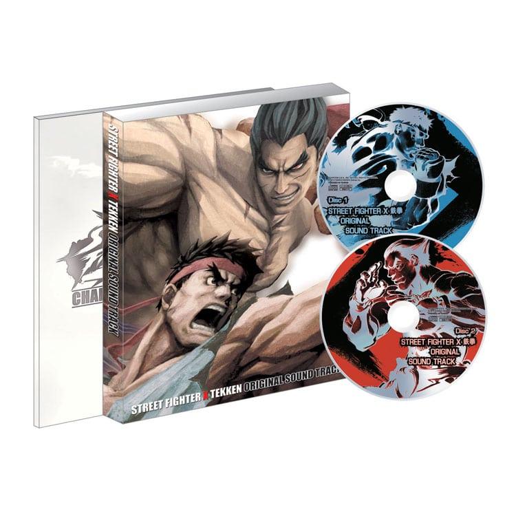 【送料無料】STREET FIGHTER X 鉄拳 コレクターズ・パッケージ(Xbox 360) / イーカプ限定特典付