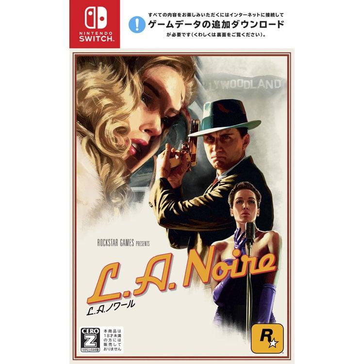 L.A.ノワール(Nintendo Switch)